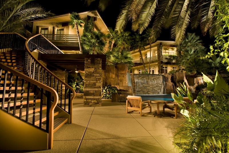 Villa Capacious
